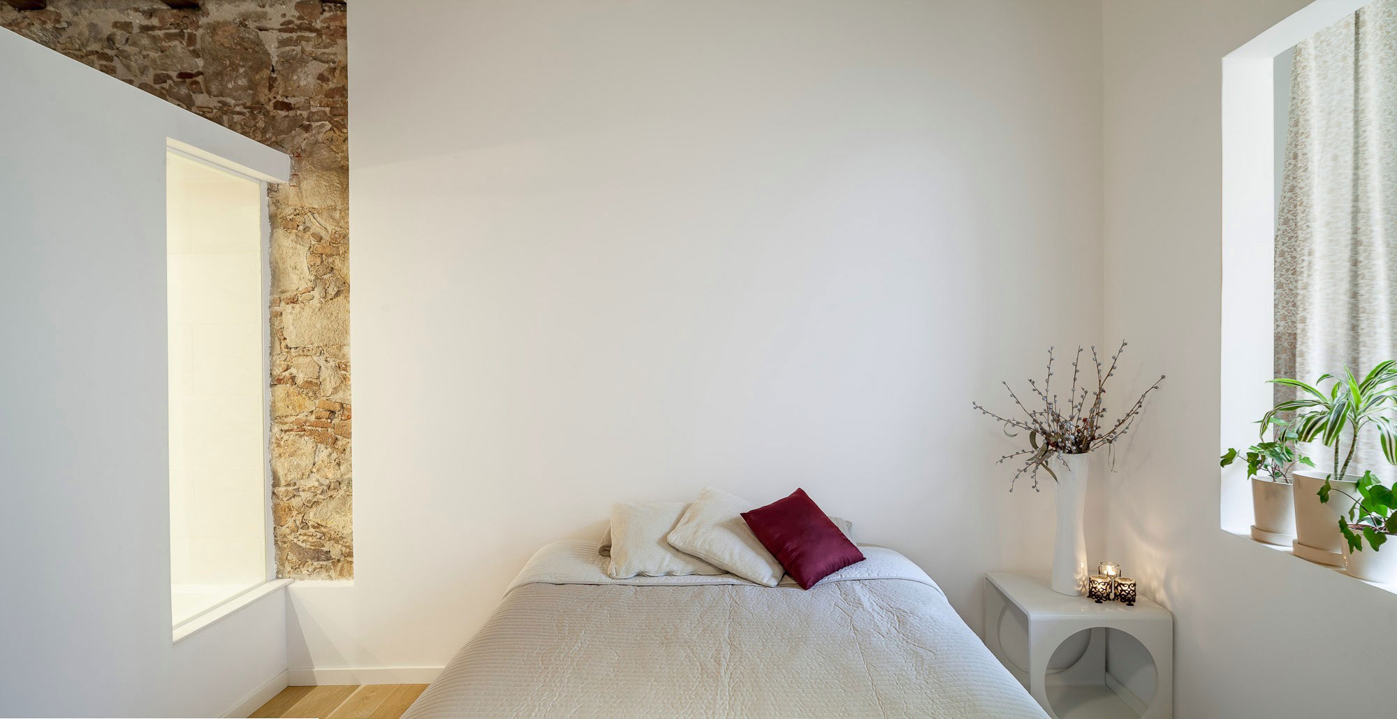 Renovation Apartment in Les Corts bedroom