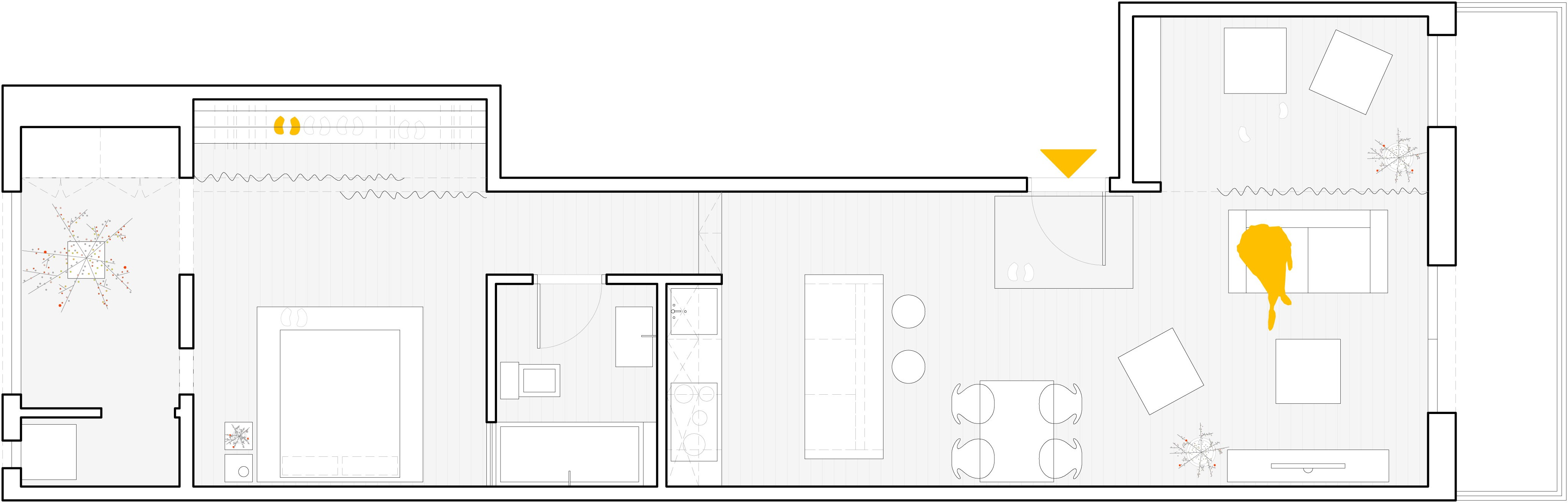 Renovation Apartment in Les Corts plans